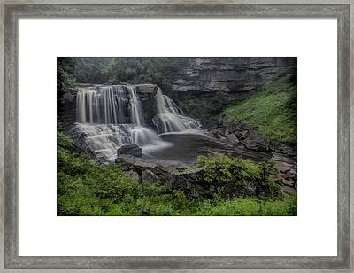 Blackwater Watercolor Framed Print