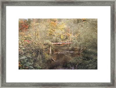 Blackwell Bridge Framed Print