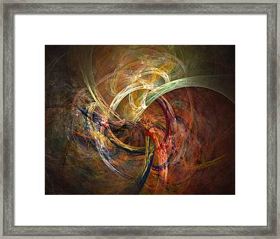 Blagora Framed Print by David April