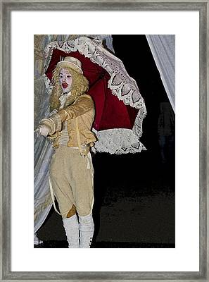 Blame Framed Print by Gregory Whiting