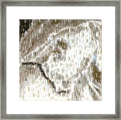 Blancneige Framed Print by Hatin Josee