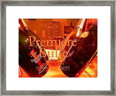 Cheers.. Framed Print by France  Art