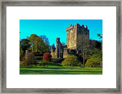Blarney Castle - Ireland Framed Print