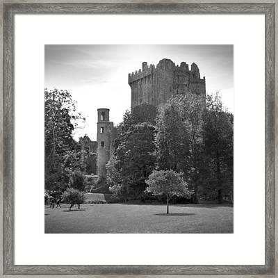 Blarney Castle Framed Print by Mike McGlothlen