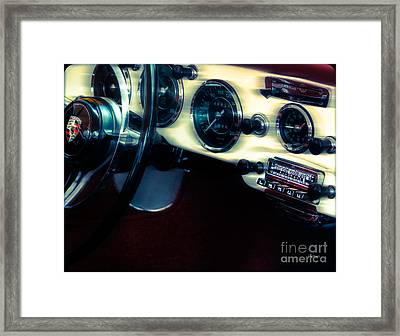 Blaupunkt By 1964 Framed Print by Steven Digman