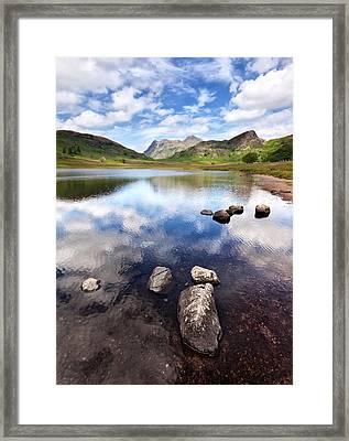 Blea Tarn Framed Print by Alexis Birkill