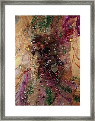 Blended Framed Print by Patrick Mock