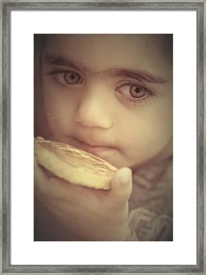 Bless This Child Framed Print