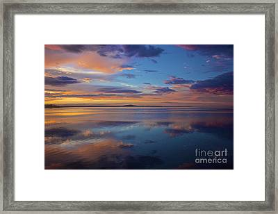 Blessed Framed Print by Amazing Jules