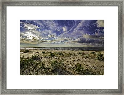 Blessed View Framed Print