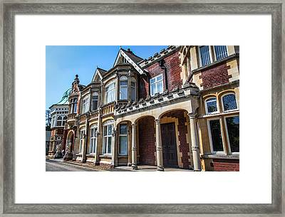 Bletchley Park Framed Print by Ross Henton