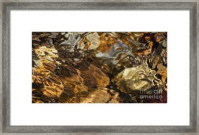 Blind Eye Framed Print