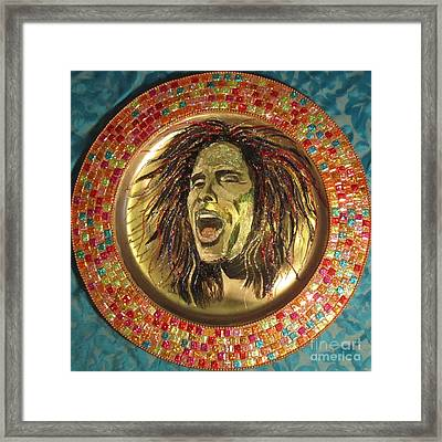 Bling Art  Framed Print by Jeepee Aero