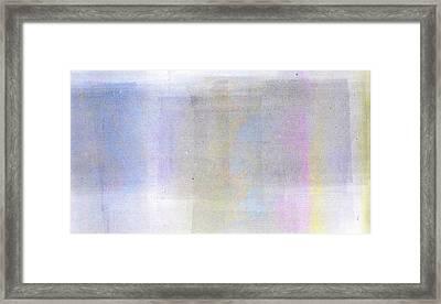 Bliss Framed Print by Brett Pfister
