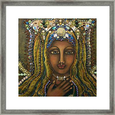 Bliss Framed Print by Marie Howell Gallery