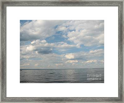 Bliss Framed Print by Roxy Riou