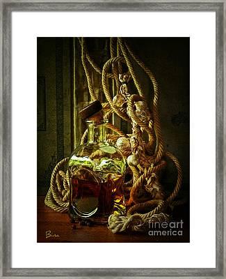 bloodOFFpressure  Framed Print