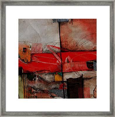 Bloodstream Framed Print by Laura  Lein-Svencner