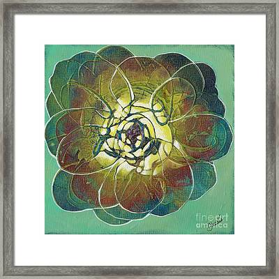 Bloom IIi Framed Print by Shadia Derbyshire