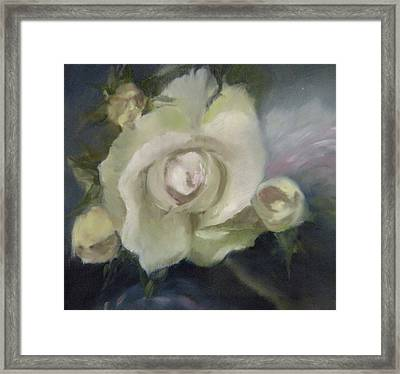 Blooming Beautiful Framed Print