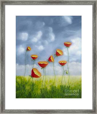 Blooming Summer Framed Print by Veikko Suikkanen