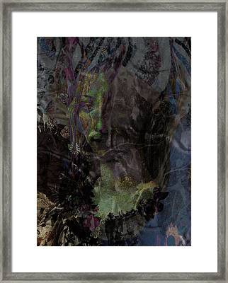 Bloomings Dale 3 Framed Print by Safir  Rifas