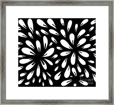 Blossom Framed Print by HD Connelly