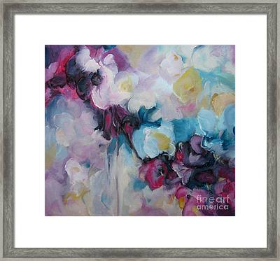 Blossoming Iv Framed Print