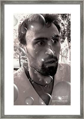 Blown Away Framed Print by Lauren Leigh Hunter Fine Art Photography