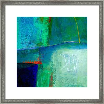 Blue #1 Framed Print