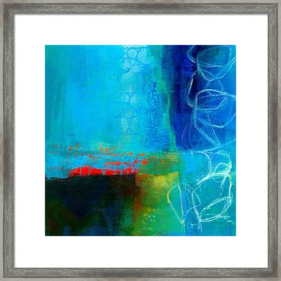Blue #2 Framed Print