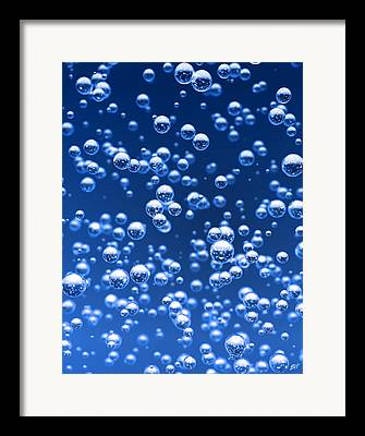 Pour Digital Art Framed Prints