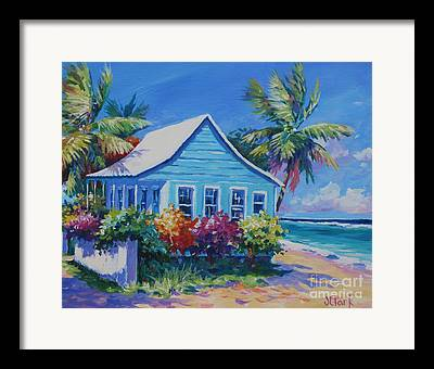 Maldives Framed Prints