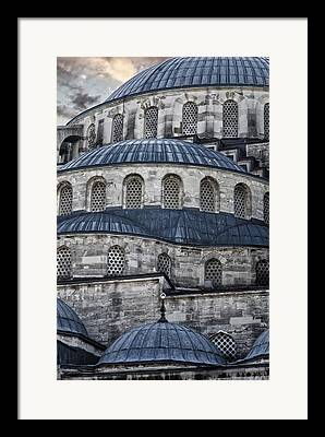Sultanahmet Framed Prints