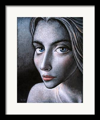 Beautiful Eyes Framed Prints