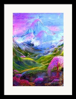 Austria Framed Prints