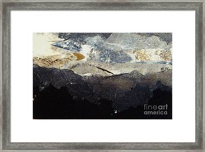 Blue Mountains Framed Print by Sharon Eng