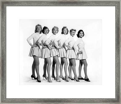 Blue Murder At St. Trinian's  Framed Print by Silver Screen