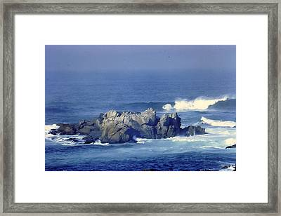 Blue Ocean Framed Print