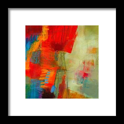 Crayons Framed Prints