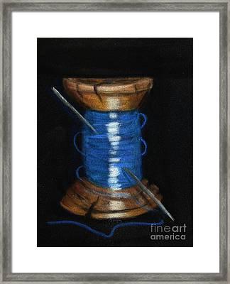 Blue10 Framed Print by Joseph Hawkins