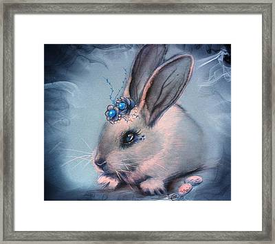 Bluebell Framed Print by Sheena Pike
