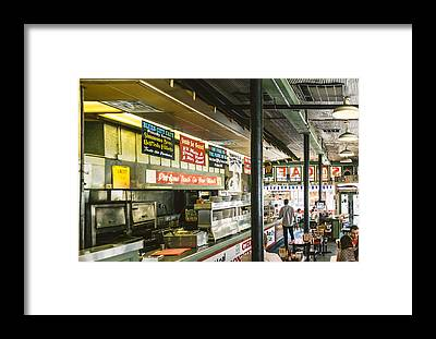 Kodachrome Framed Prints