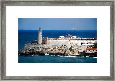 Blues Of Cuba Framed Print