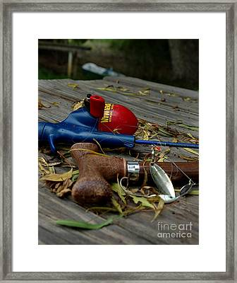 Blured Memories 01 Framed Print by Peter Piatt