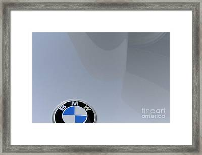 BMW Framed Print by Andres LaBrada