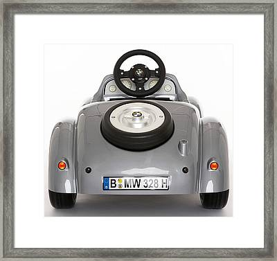 Bmw Going Places Art Framed Print by Marvin Blaine