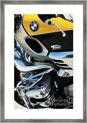 Bmw R1200c Framed Print