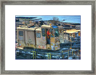 Bn 975413 Framed Print by Chris Anderson