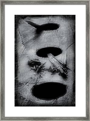 Board Game Framed Print by Odd Jeppesen